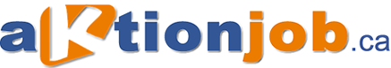 logo aktionjob.ca